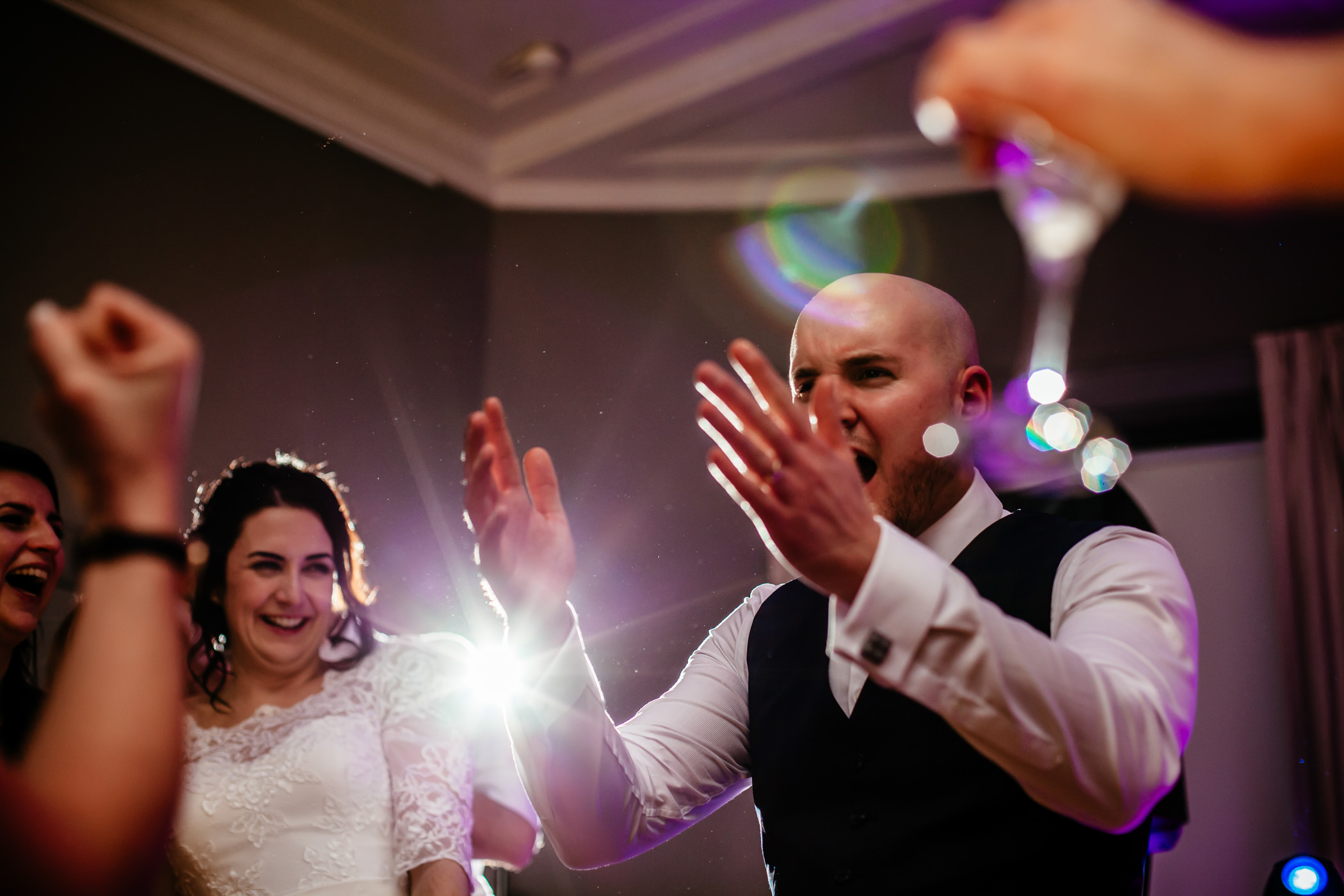 Georgie & steve - Sansom photography Grays Court York Wedding-38