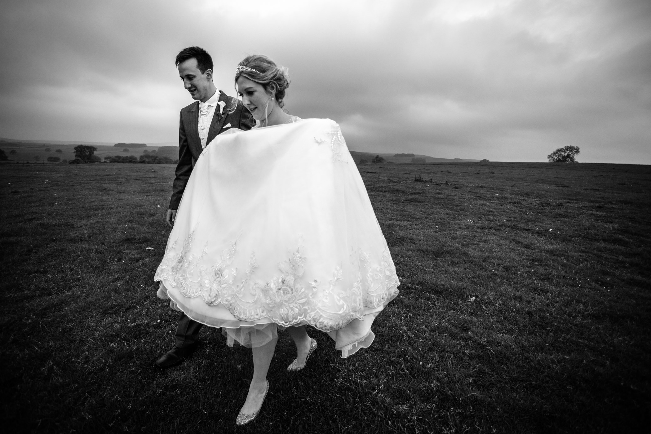 Jess & Mark - Sansom Photography Yorkshire Wedding Photography Skipton-37